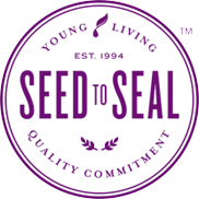 Young Living EST.1994 seed to seal Quality Commitment
